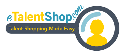 eTalentShop and Hire Logo
